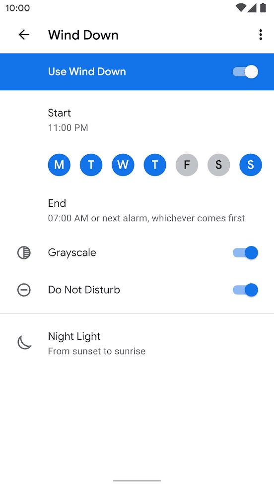 Limiter utilisation smartphone - Mode sommeil