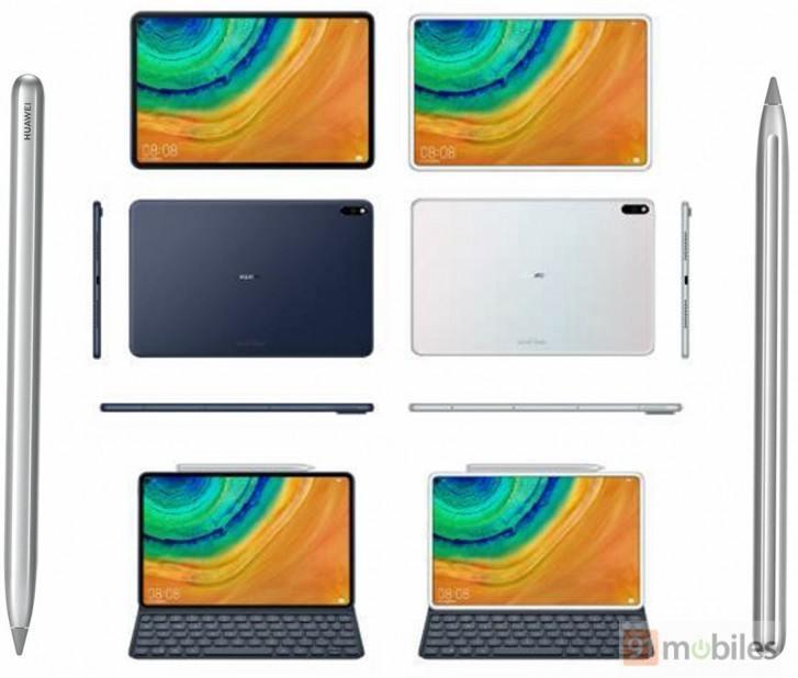 Huawei MatePad Pro - Aperçu en images