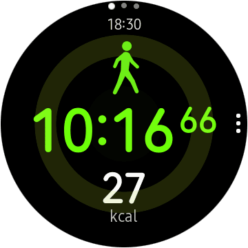 Exercices Samsung Galaxy Watch Active 2
