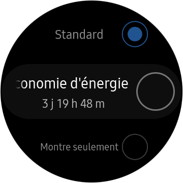 Batterie Samsung Galaxy Watch Active 2