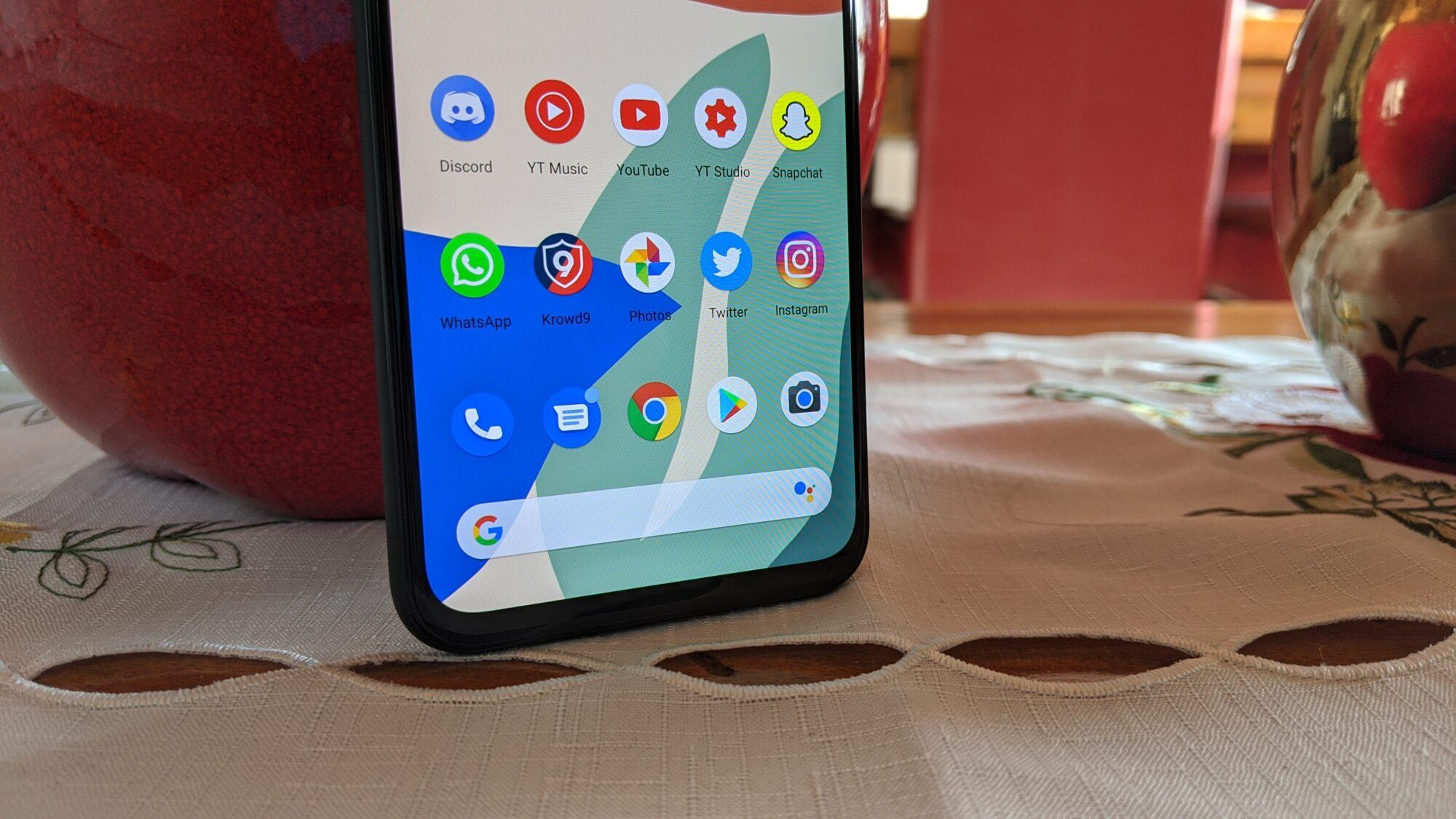 Android, Pixel Experience, 4