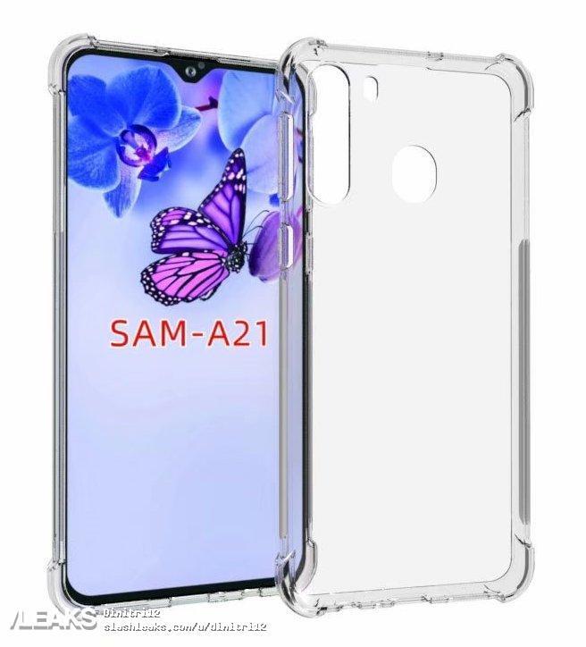 A21, Galaxy A21, l'entrée de gamme de Samsung se renouvelle