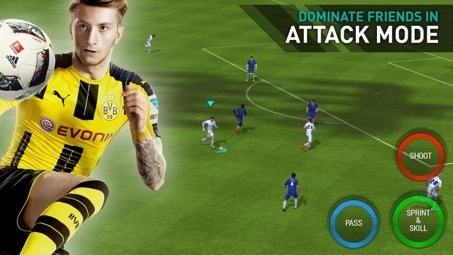 fifa mobile applications Android sport