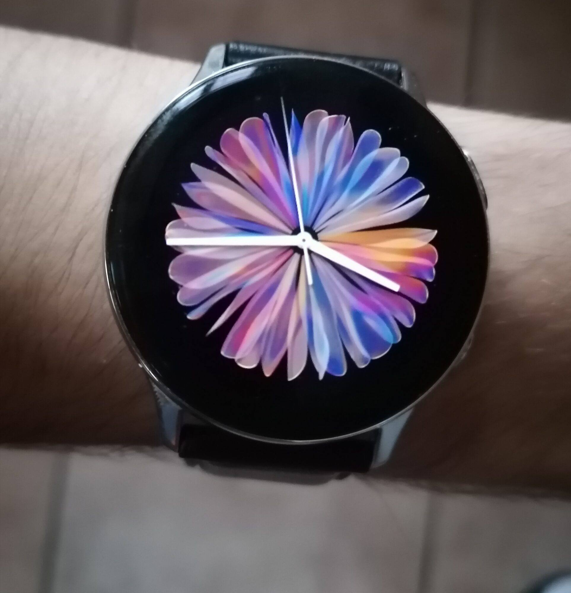 Prise en main | Samsung Galaxy Watch Active 2