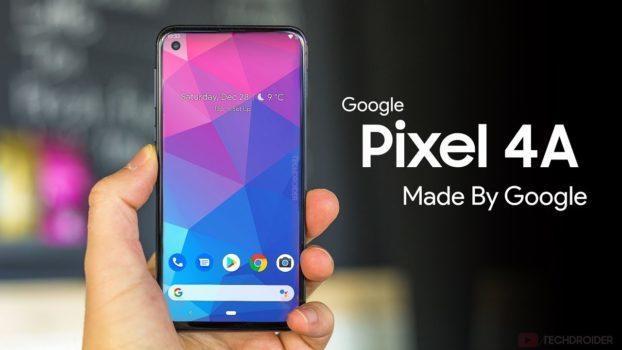4a, pixel