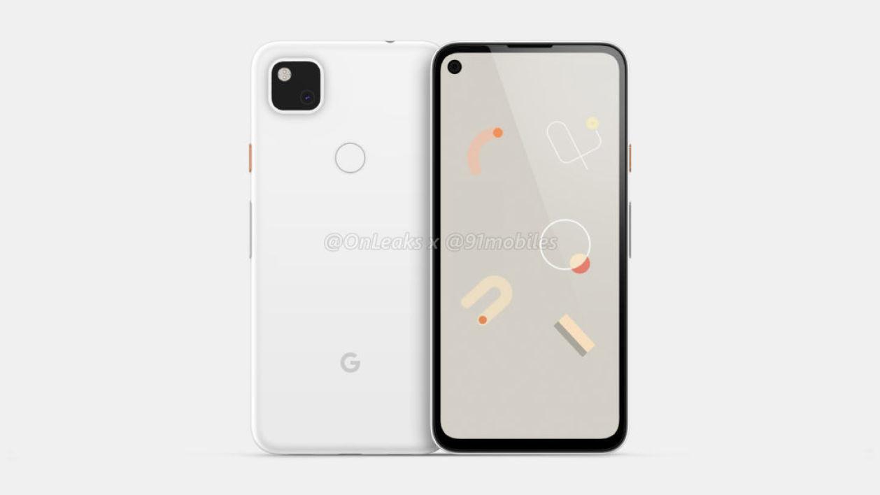 google, pixel 4a