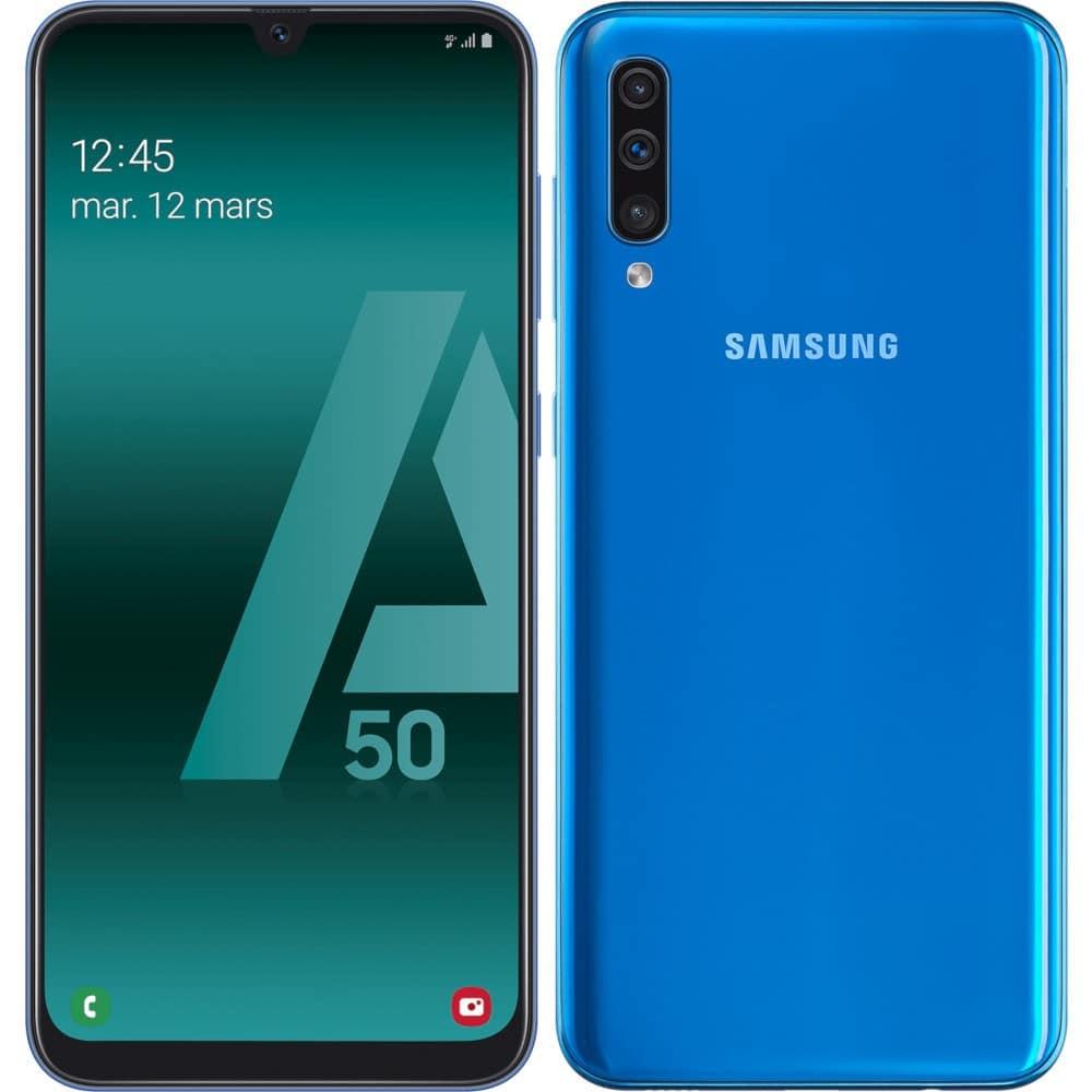 Samsung Galaxy A50, Samsung Galaxy A50 – Soldes janvier 2020, l'autre bon plan