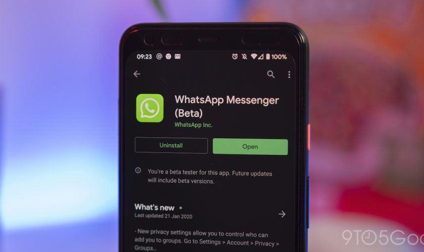 WhatsApp mode sombre, WhatsApp débarque enfin en mode sombre !