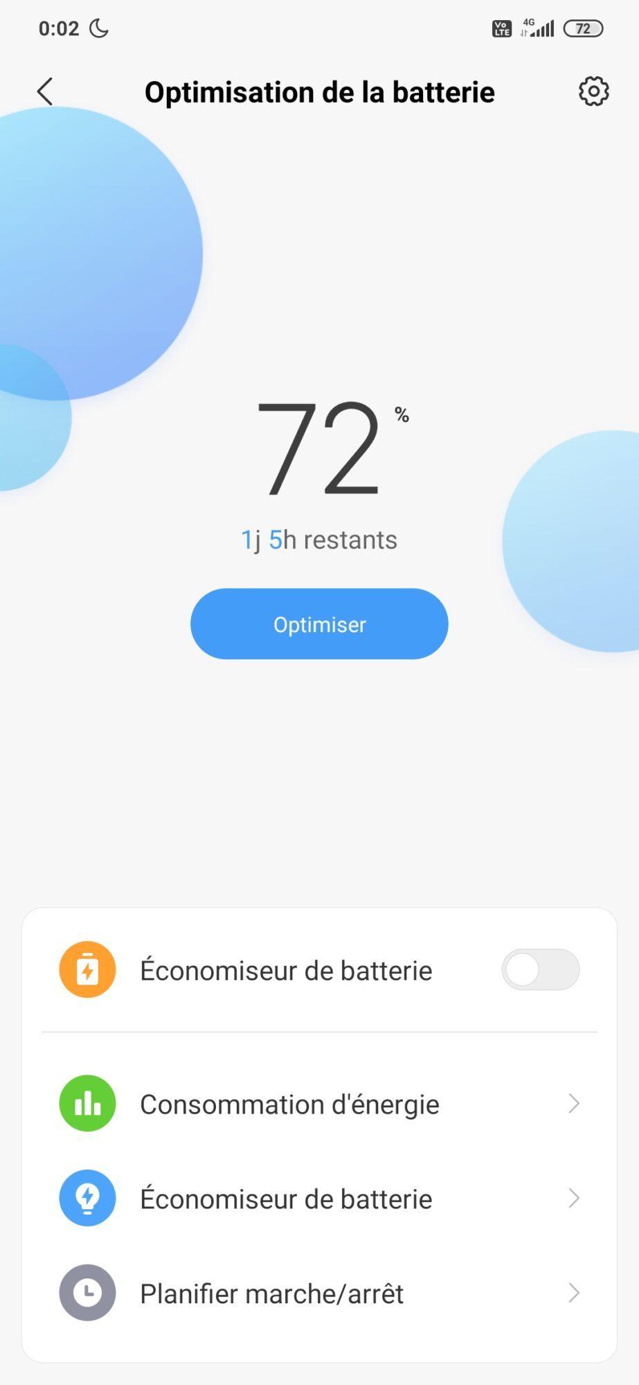 Batterie | Redmi Note 8 Pro
