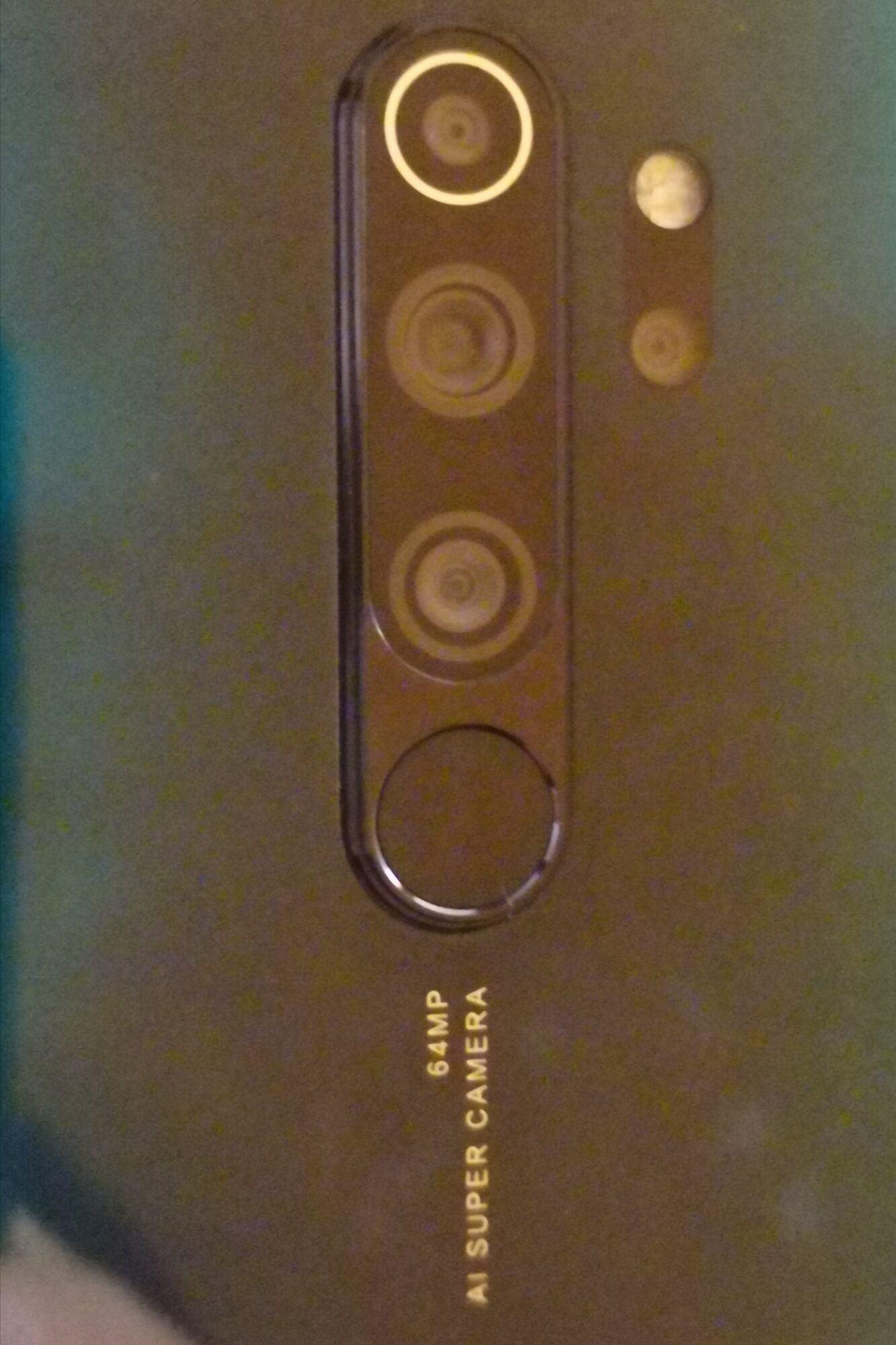 Capteurs | Redmi Note 8 Pro