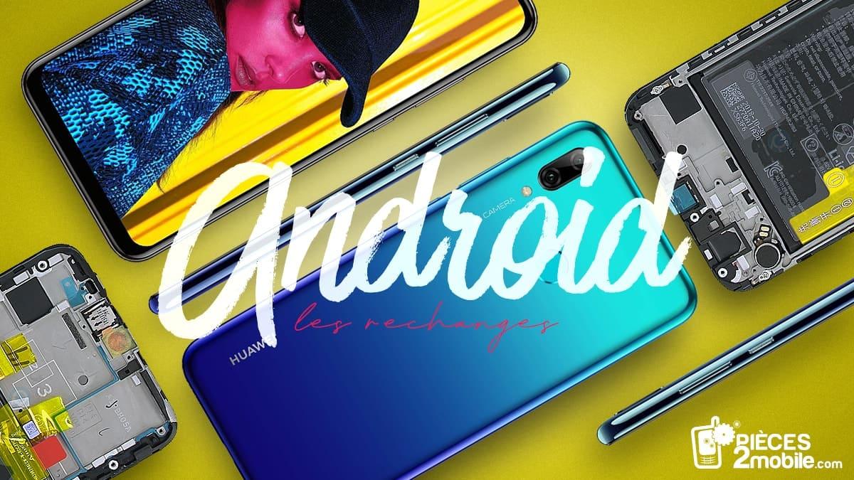 Pieces2Mobile grossiste pièces détachées smartphone Android Samsung Huawei LG Xiaomi