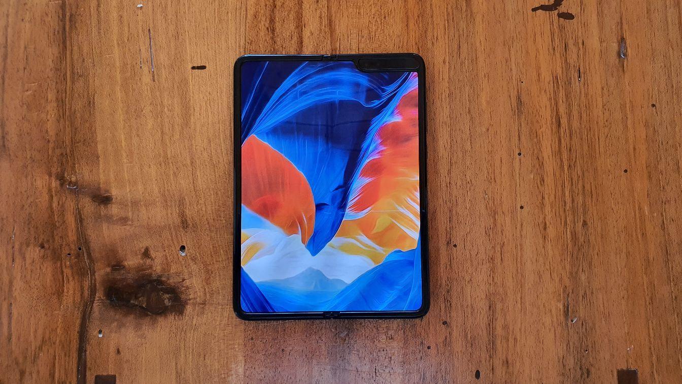 Samsung Fold design écran