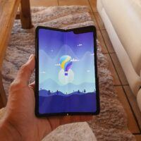 Samsung Galaxy Z Fold 3 : une fuite dévoile un écran plus petit que le Fold 2