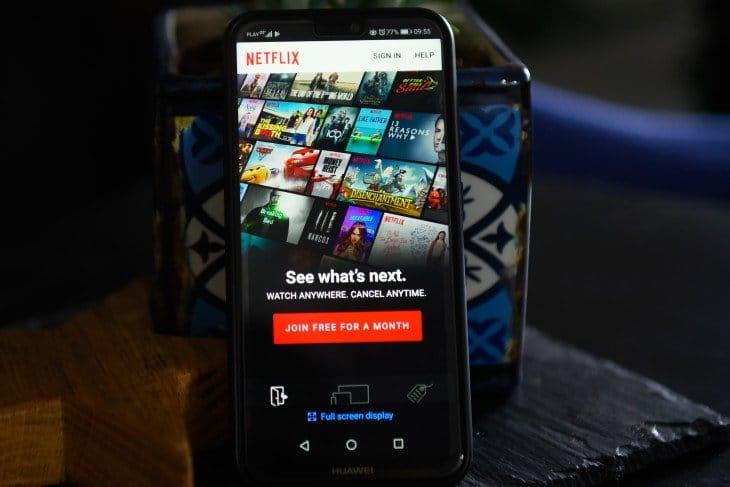 Netflix android, Netflix Android consommera moins de données