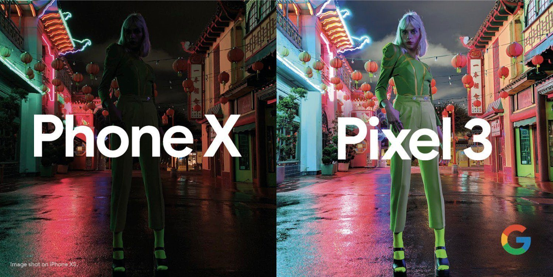 google-pixel-3-mode-nuit
