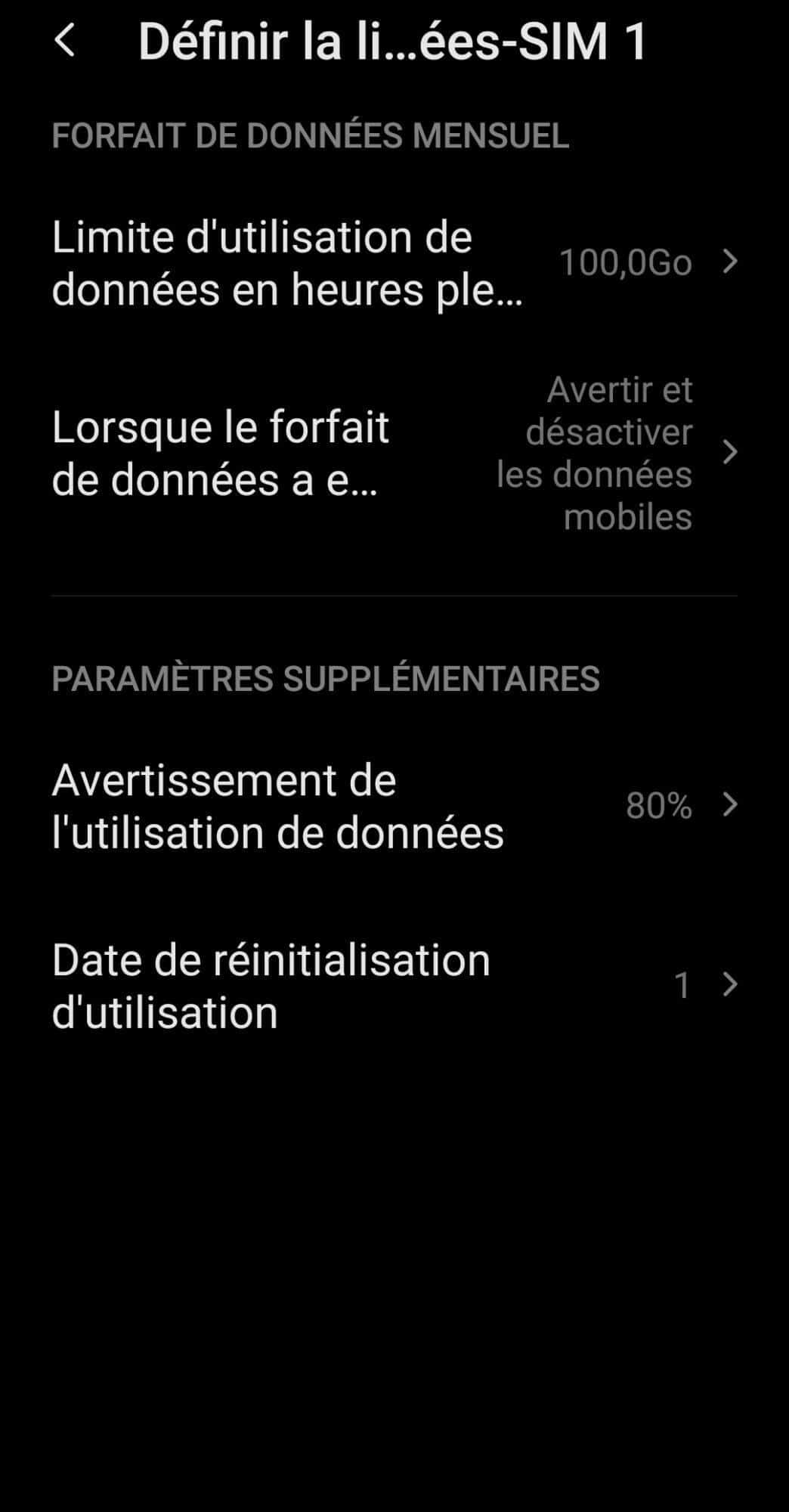 limiter-consommation-forfait-data-4G-smartphone-android
