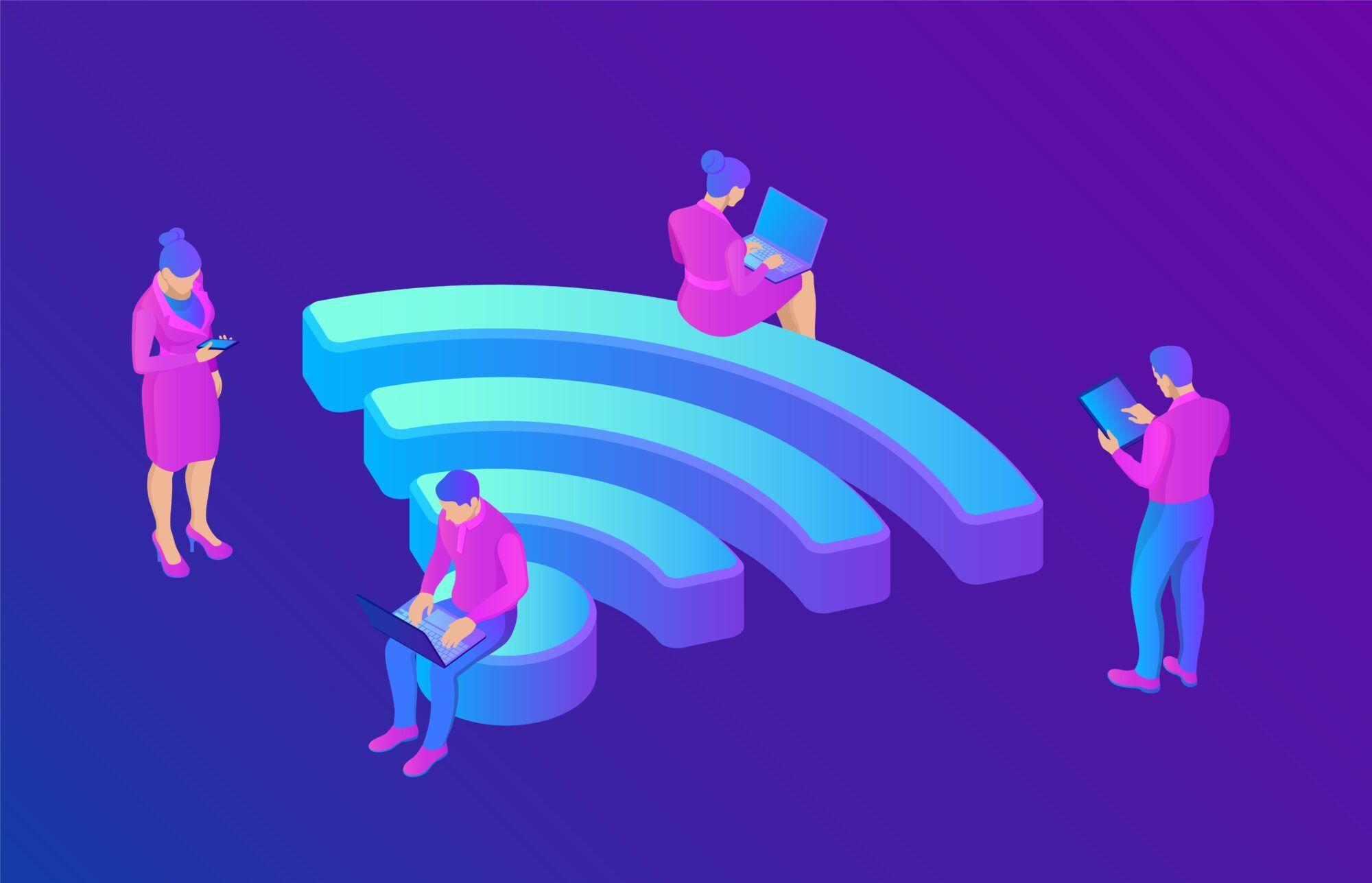 partage de connexion, Activer le partage de connexion sur son smartphone Android