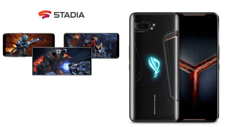 , Stadia désormais disponible sur des millions d'appareils android