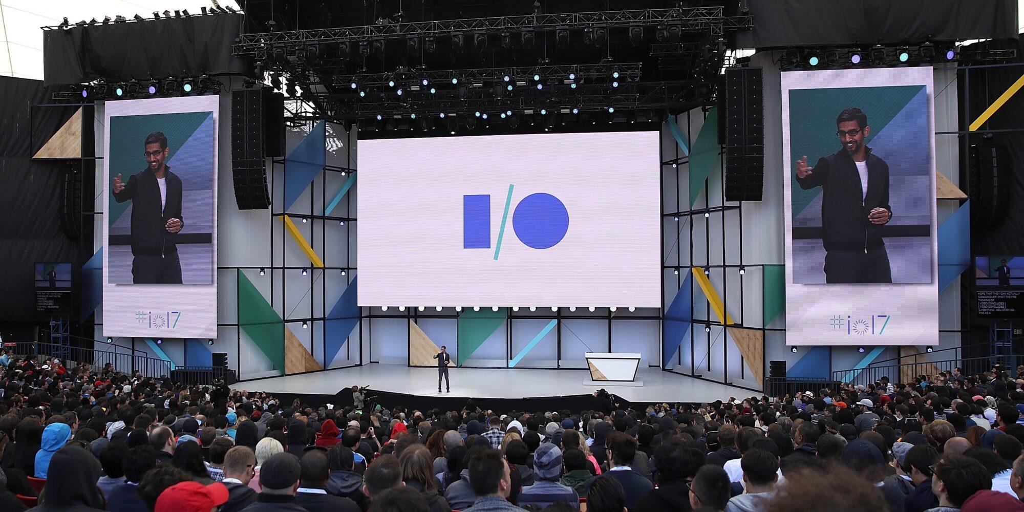 google I/O, Google I/O annulé à cause du COVID-19