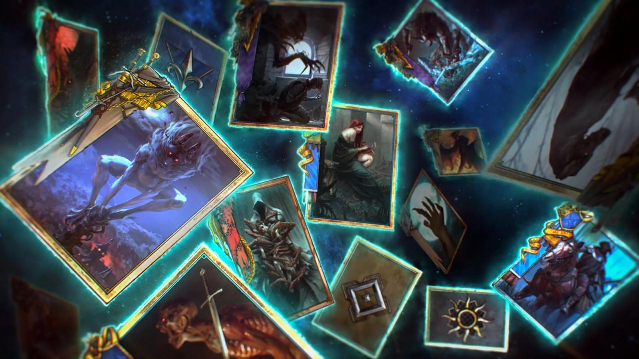 Gwent-The-Witcher-Android-jeu-carte
