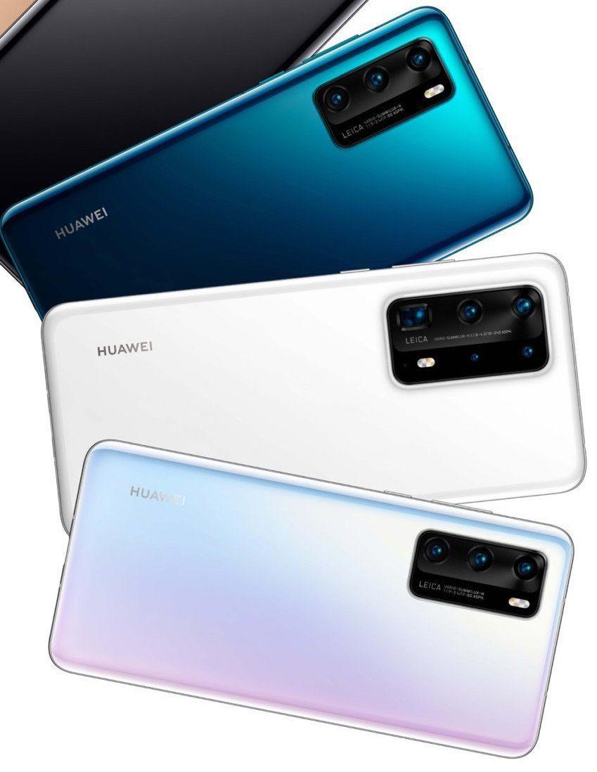 Huawei P40 - P40 Premium Edition