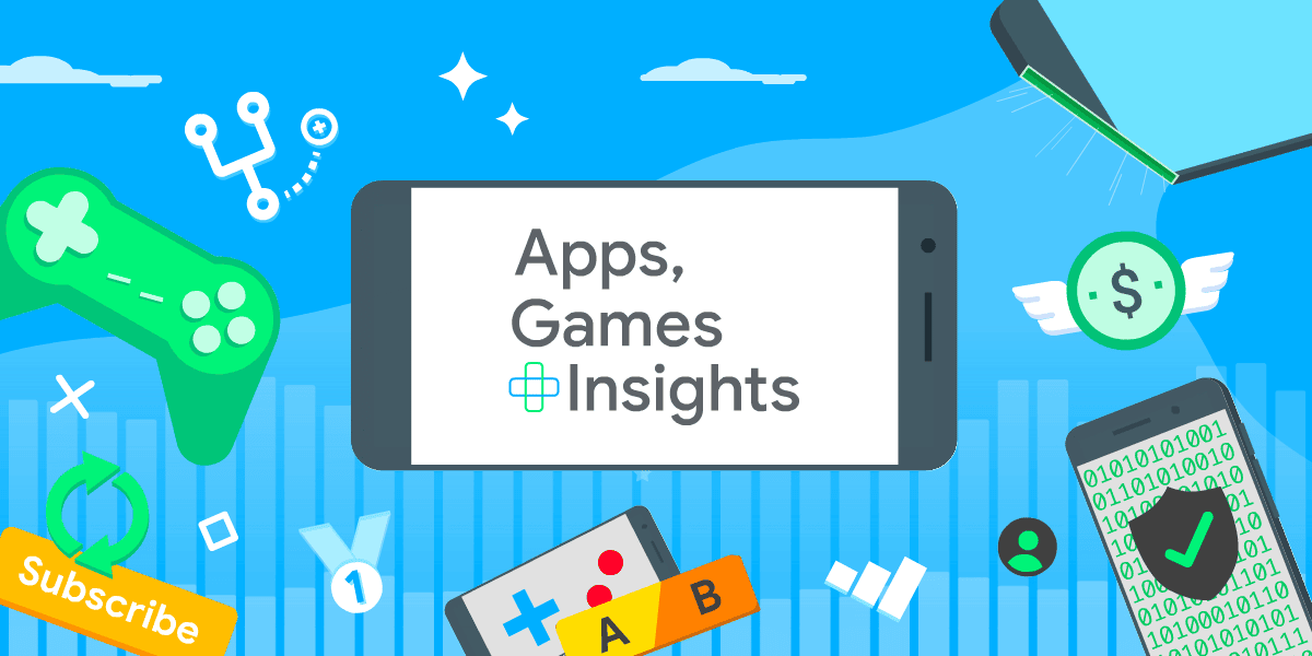 google podcast, Google lance un nouveau  podcast : Apps, Games and Insights