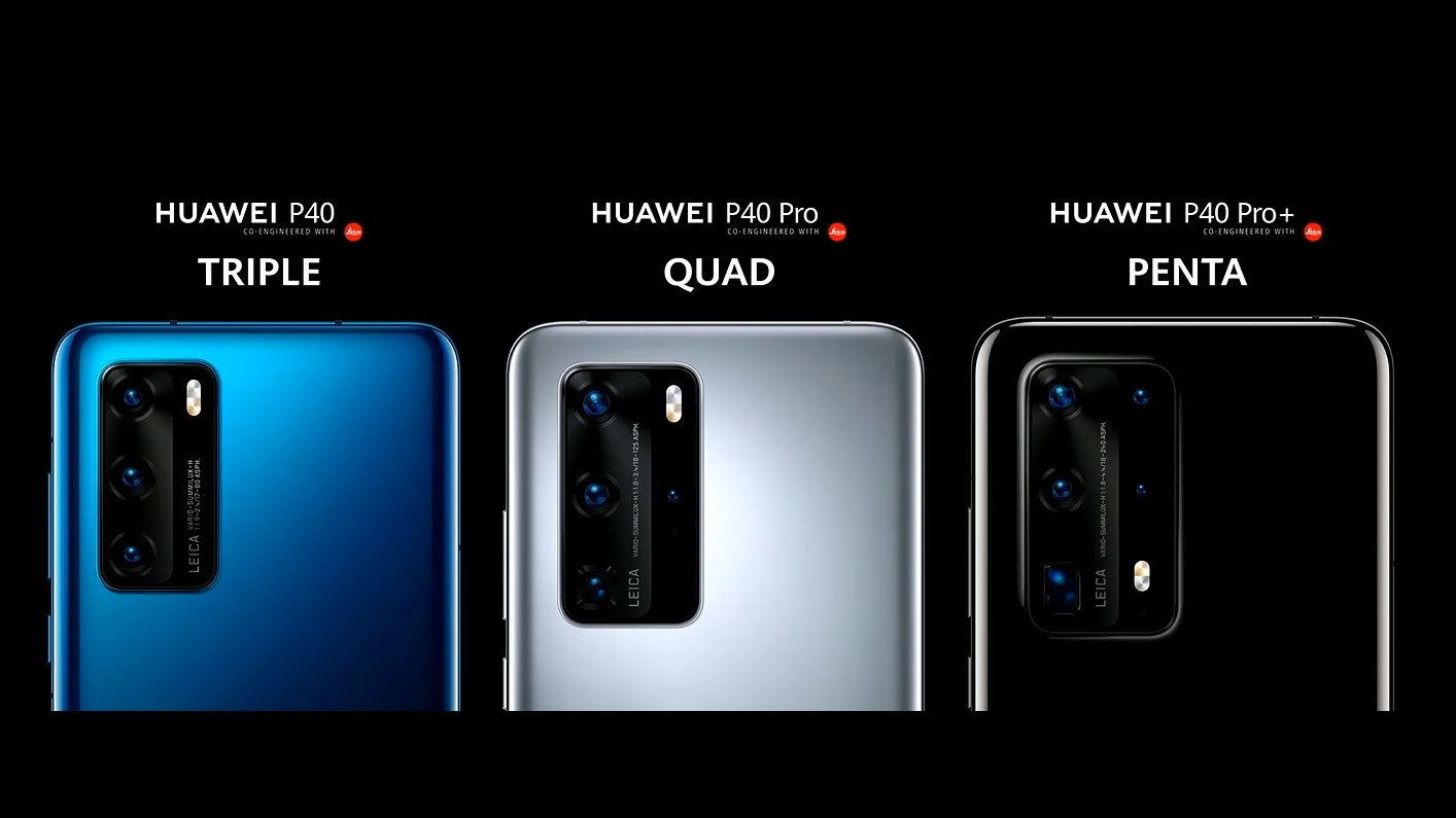 Huawei P40, Huawei P40, Pro et Pro+, un design et un appareil photo réussis