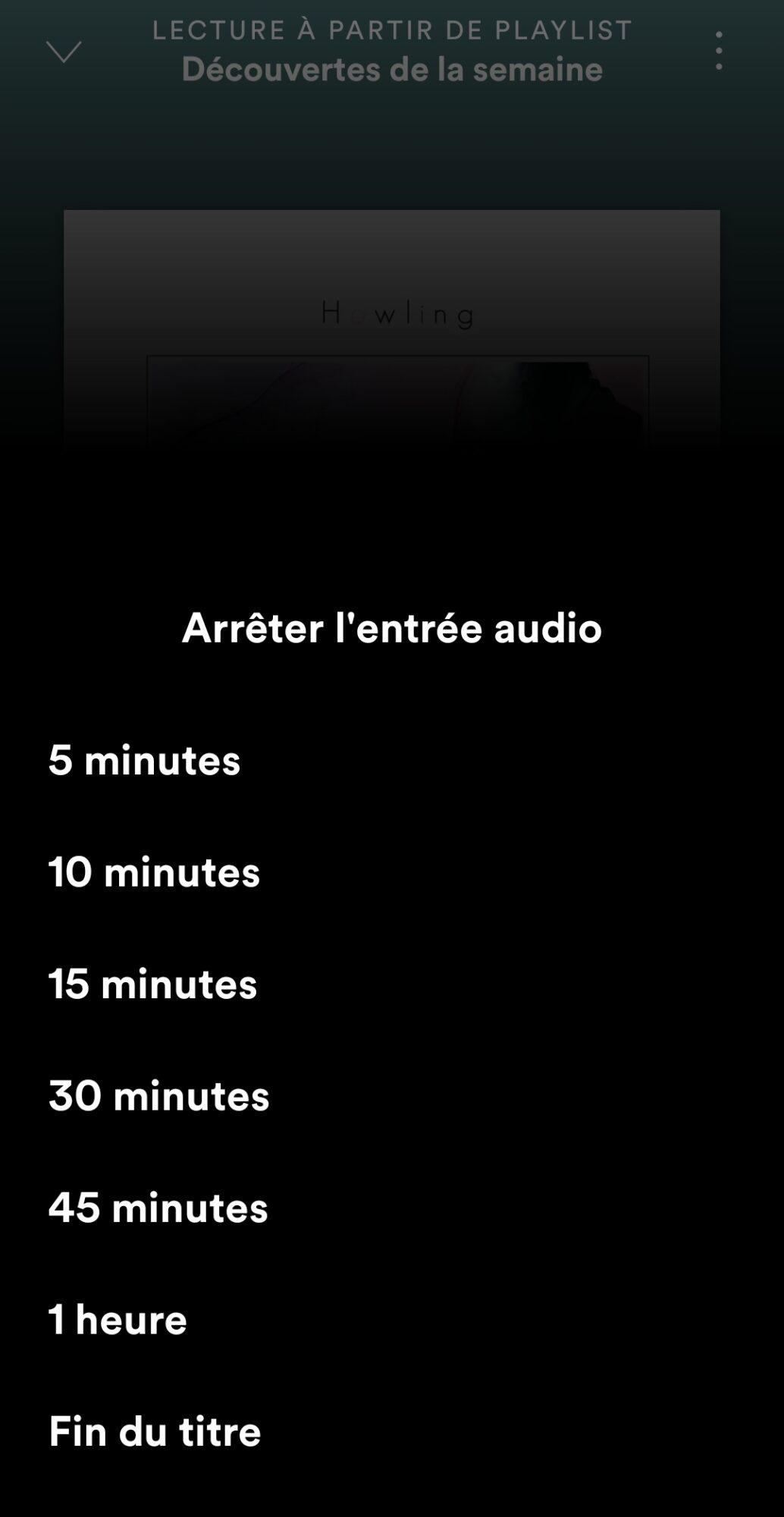 Spotify, 5 astuces Spotify à connaître absolument sur Android !