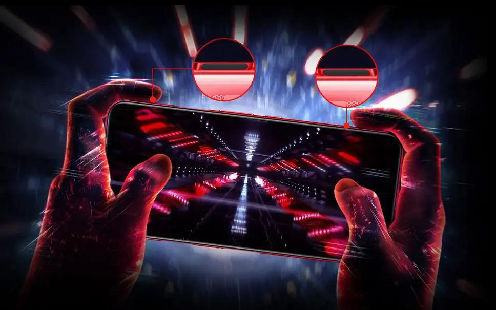 Nubia Red Magic 5G, Nubia Red Magic 5G, un smartphone optimisé pour le gaming