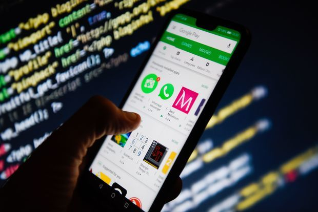 play store, Google bannit 600 applications du Google Play Store