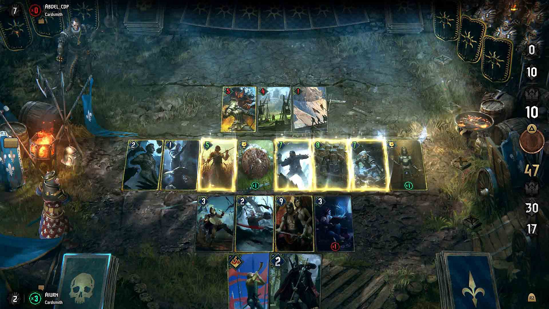 gwent-android-jeu-carte-the-witcher