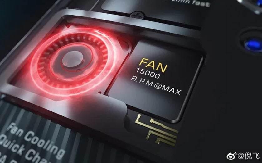nubia red magic 5G, Le Nubia Red Magic 5G bat des records face au Galaxy S20