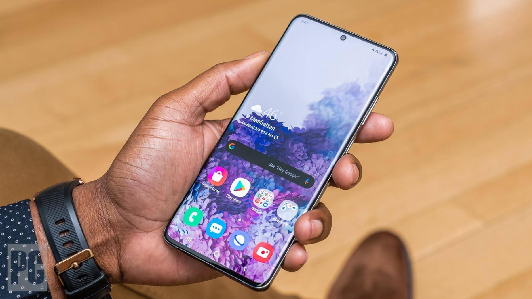, L'écran 120Hz du Samsung Galaxy S20 consomme beaucoup d'énergie
