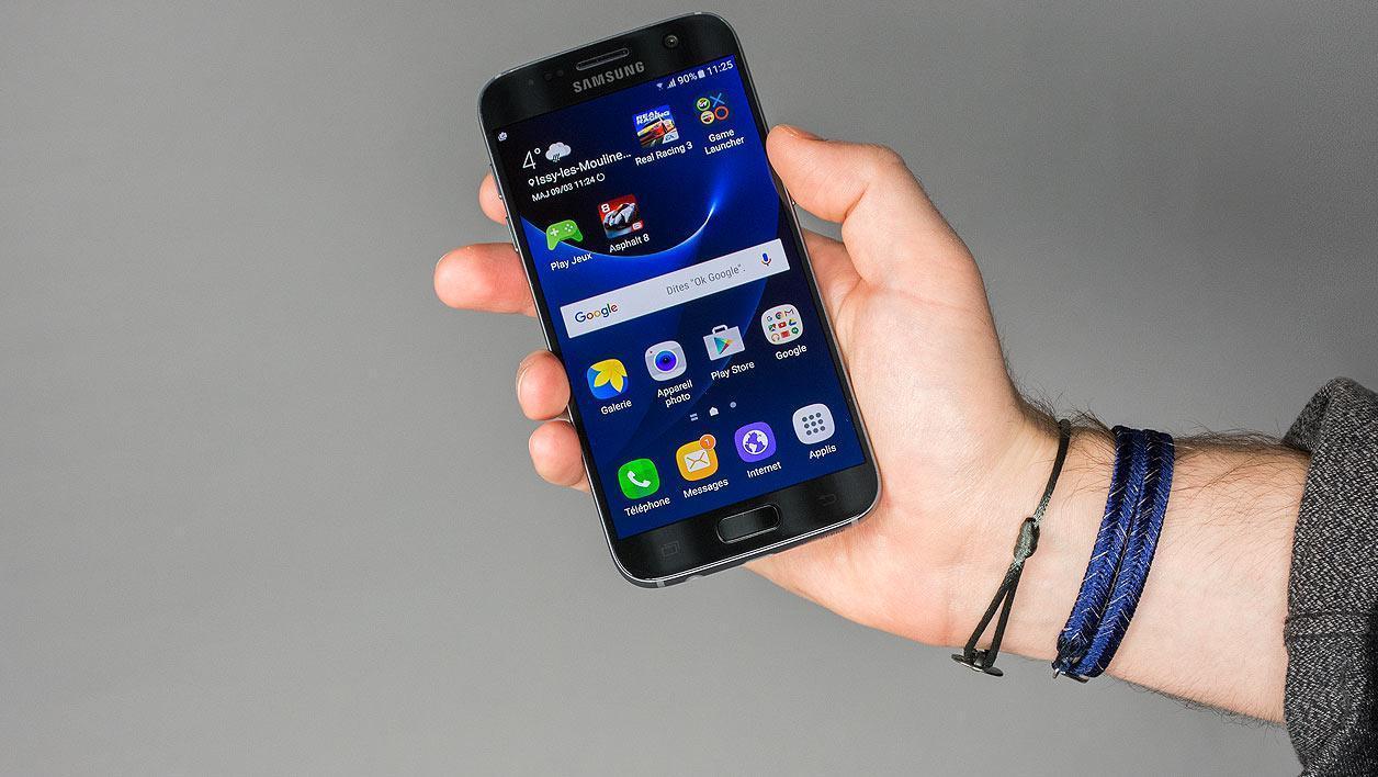 , La fin des mises à jours pour le Galaxy S7