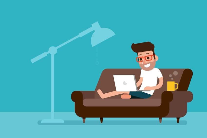 travailler à distance, Remplacer l'ADSL par les box 4G pour travailler à distance efficacement