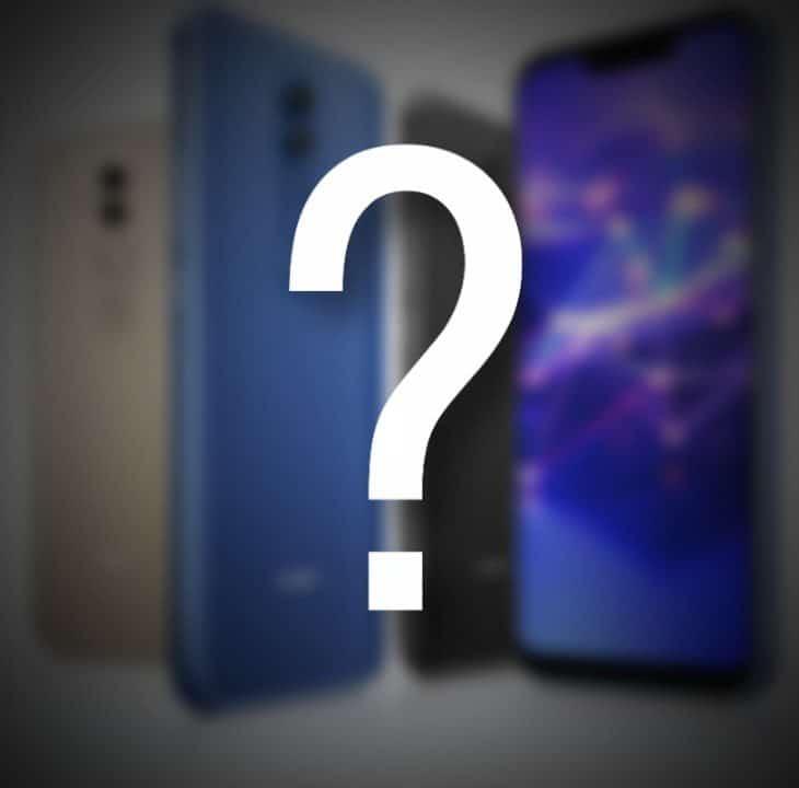 Huawei mystère