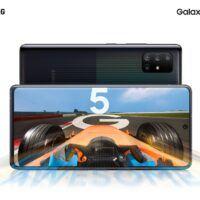 Samsung Galaxy A71 – Test, fiche technique et Prix