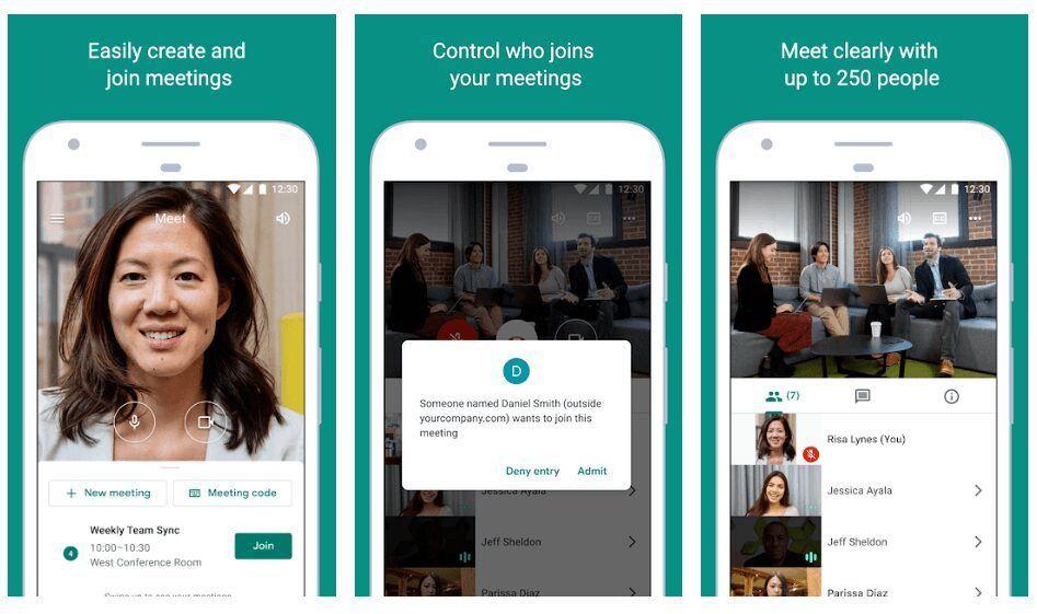 google-meet-gratuit-visioconference