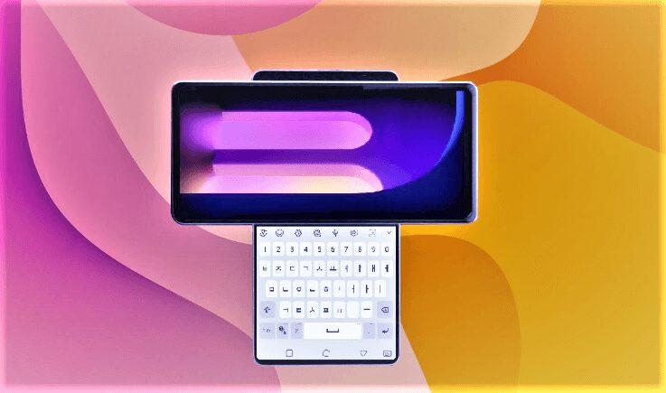 , LG : un drôle de smartphone double écran avec un écran pivotant