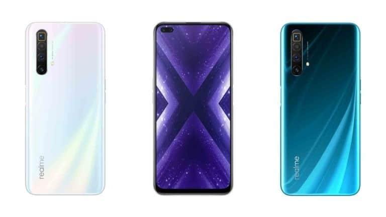 Realme X3 SuperZoom design