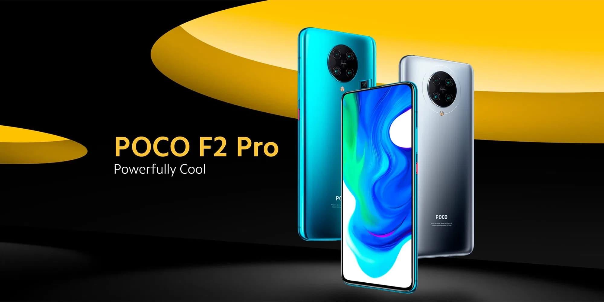 Poco F2 Pro, Xiaomi Poco F2 Pro : un smartphone au rapport performance/prix agressif