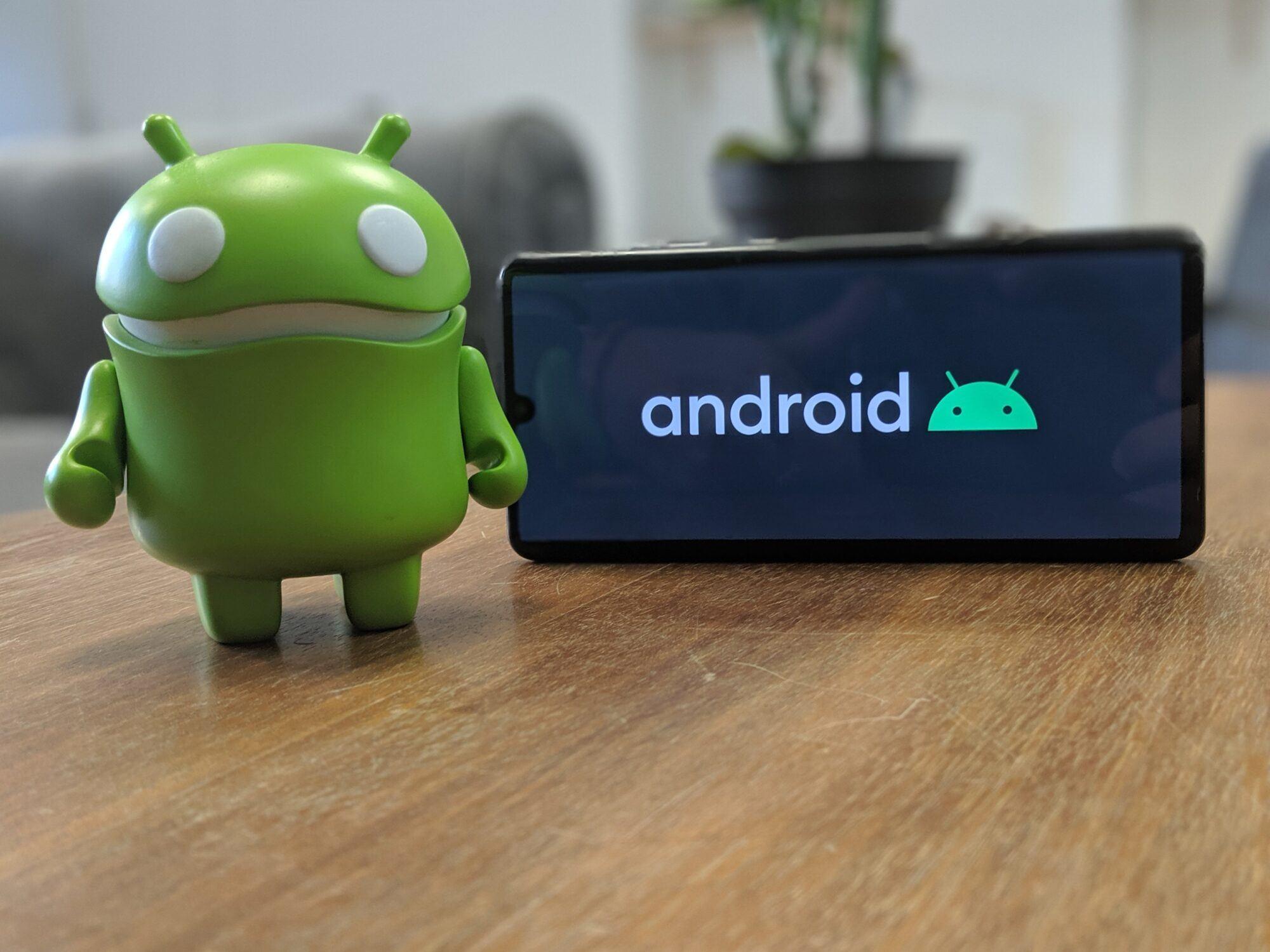 , OnePlus 5 et 5 T avec une mise à jour Android 10
