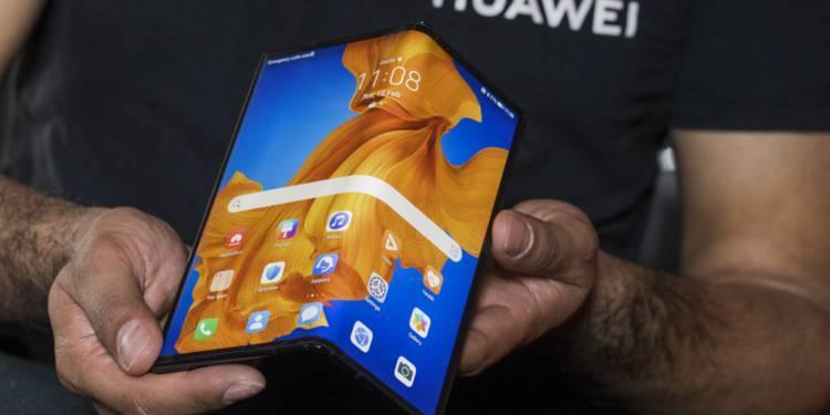 , Huawei prépare un autre smartphone pliant plus performant pour 2020