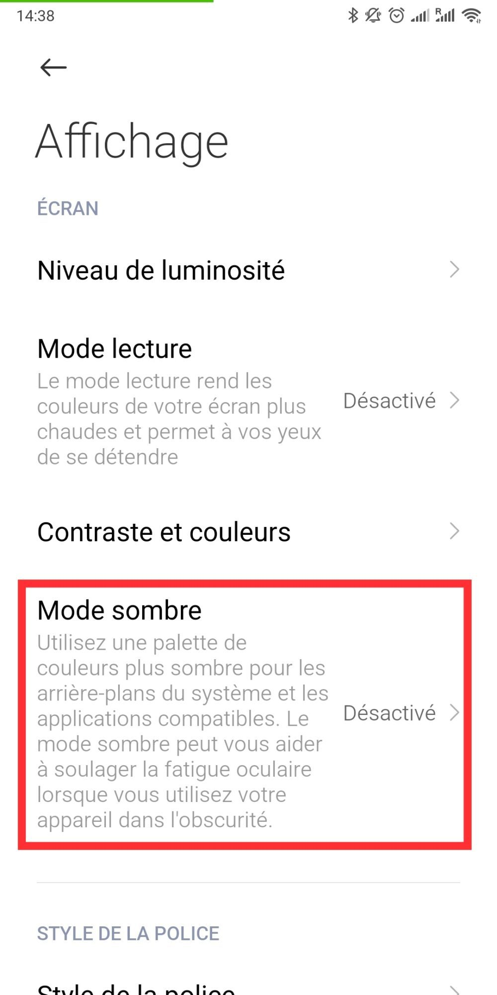 mode-sombre-affichage-parametres-smartphone-android