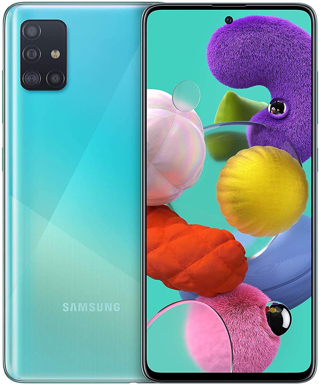 Galaxy A51, Test, fiche technique et Prix  Samsung Galaxy A51