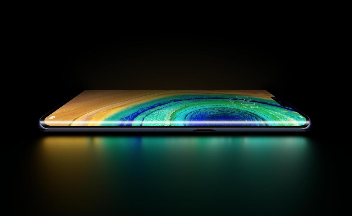 , Huawei Mate 40 : un écran 120 Hz pour rivaliser avec l'iPhone 12 et Galaxy S20