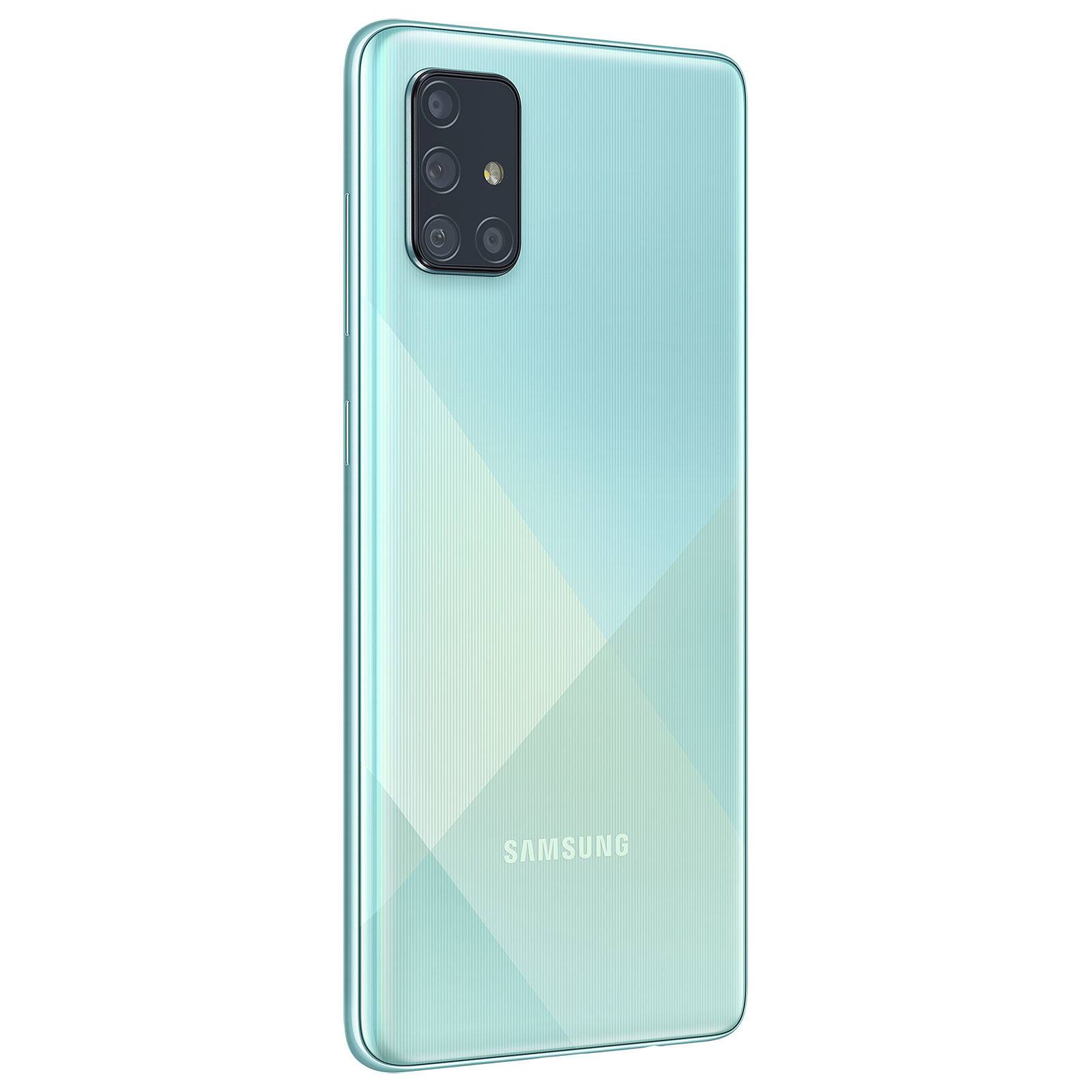 Samsung Galaxy A71, Samsung Galaxy A71 – Test, fiche technique et Prix