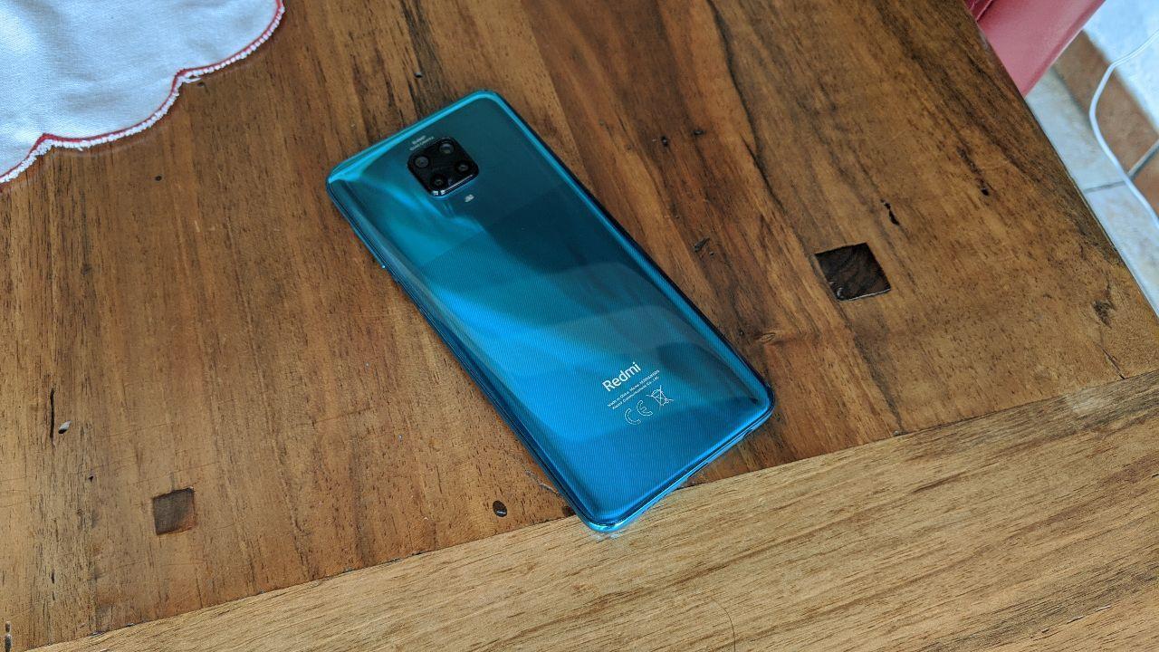 arrière Redmi Note 9 Pro