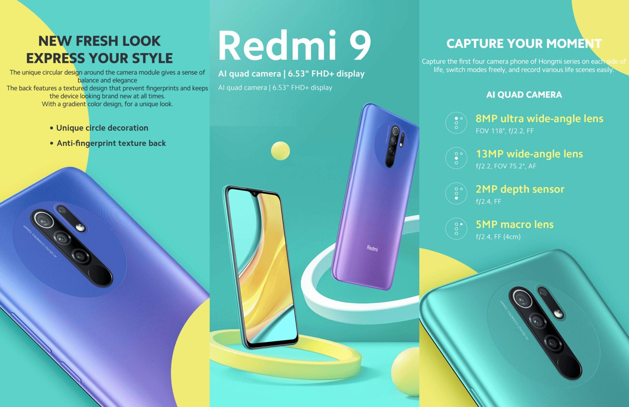 Xiaomi-Redmi-9-fiche-technique