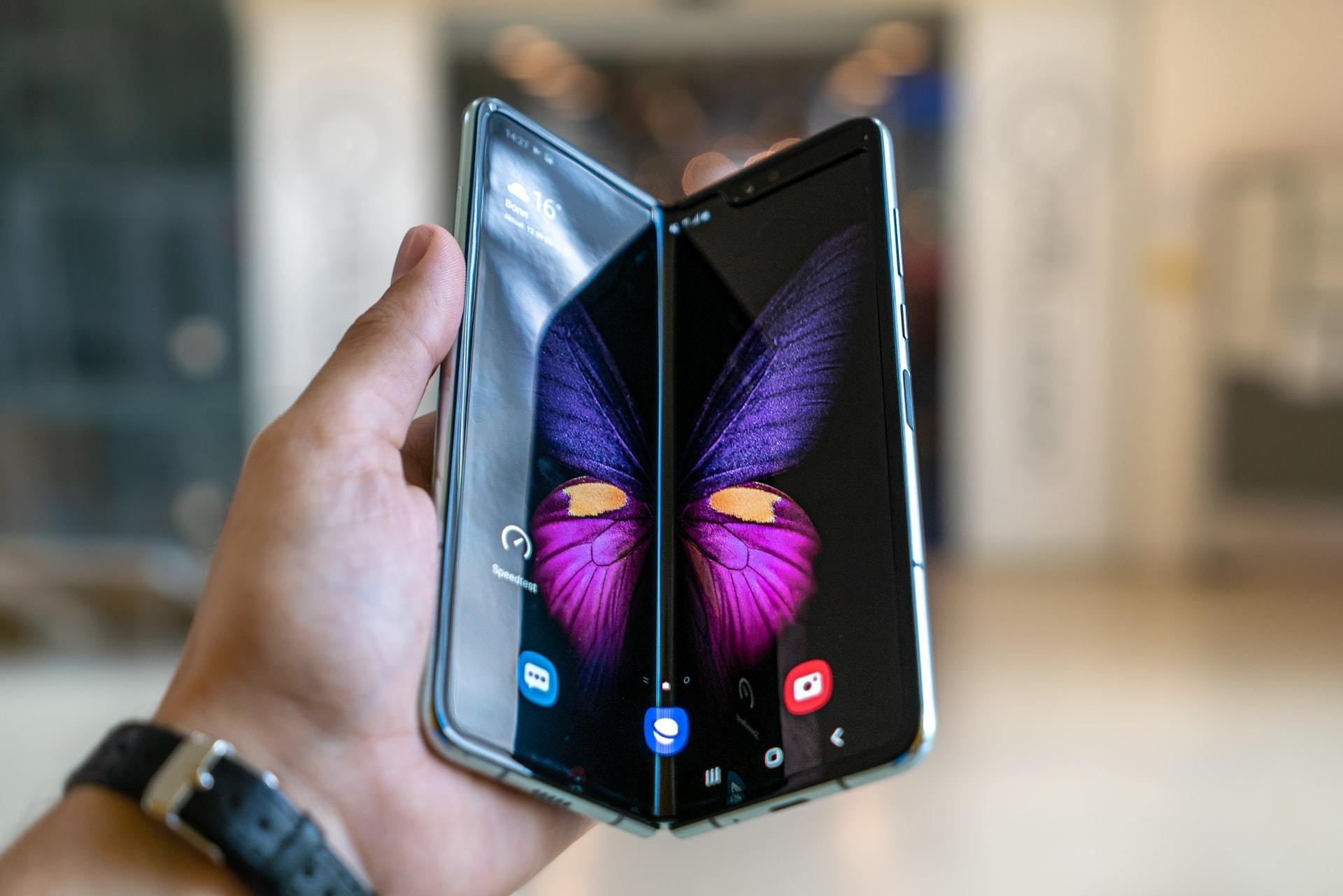 , Galaxy Fold 2 : pas de stylet S-Pen pour le smartphone pliable